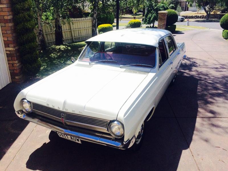 Monaro Car Club of Victoria - Bill's HQ GTS x2